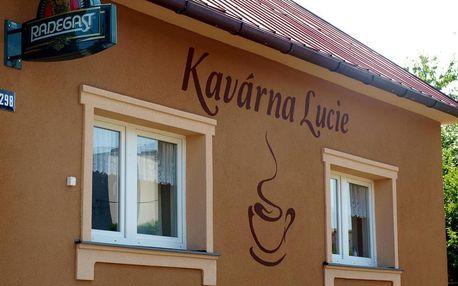 Beskydy: Kavárna Lucie s ubytováním