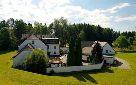 Vysočina: Hotel Tálský mlýn