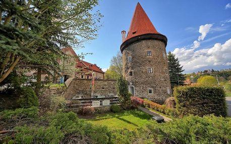 Jižní Čechy: Krumlov Tower