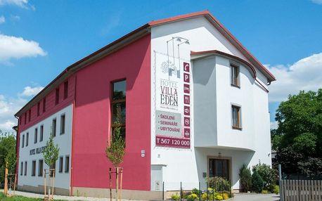 Vysočina: Hotel Villa Eden