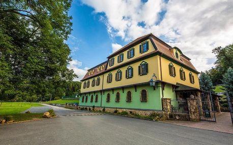 Jižní Morava: Lovecký zámeček (Lázně Leopoldov)