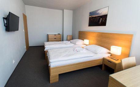 Vysočina: Hotel Atom Třebíč
