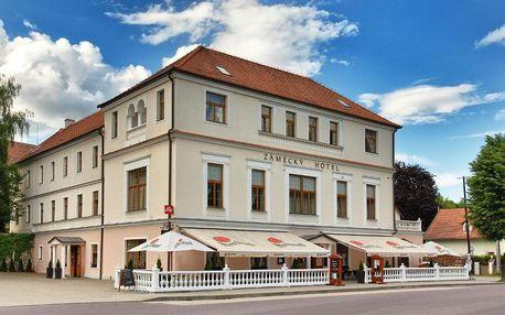 Vranov nad Dyjí, Jihomoravský kraj: Zámecký Hotel