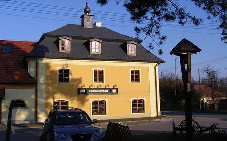 Vysočina: Hotel Rytířsko