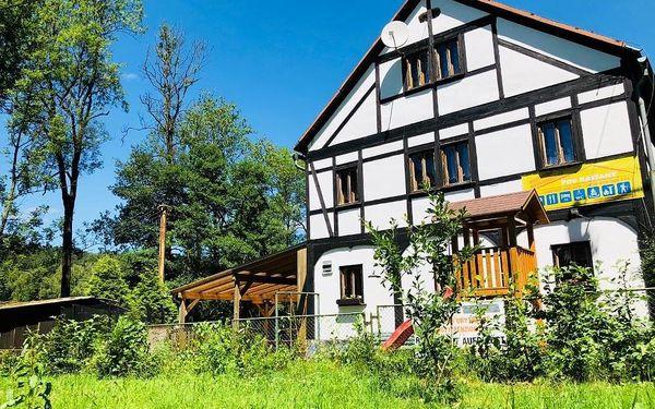 Národní park České Švýcarsko: Pension Pod Kaštany Srbská Kamenice