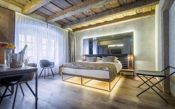 Praha a okolí: Hotel Waldstein