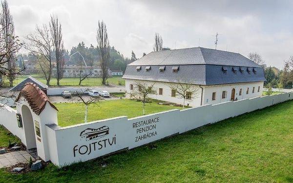 Olomoucký kraj: Penzion Fojtstvi