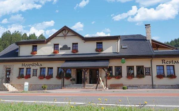 Beskydy: Penzion a restaurace Staré Časy