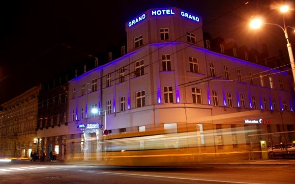 Královohradecký kraj: Hotel Grand
