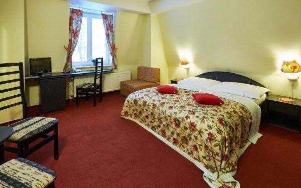 Jizerské hory: Hotel Rehavital