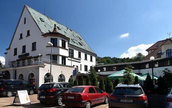 Jizerské hory: Hotel U Jezírka