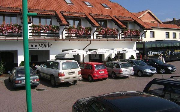 Plzeňsko: Hotel YORK