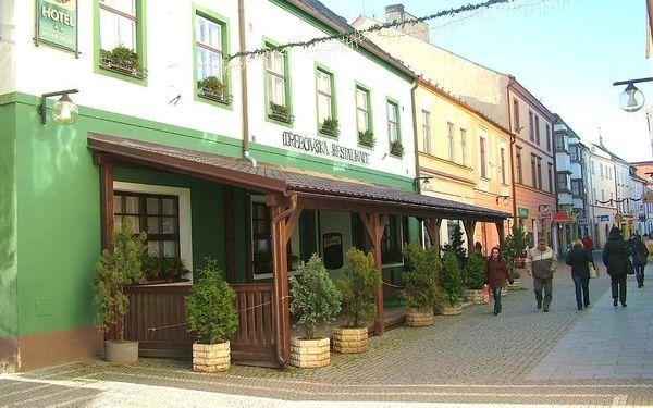 Hotel Třebovská restaurace