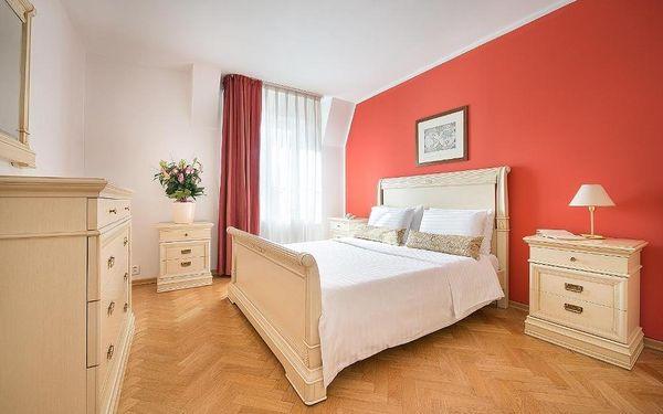 Praha a okolí: Hotel Suite Home Prague