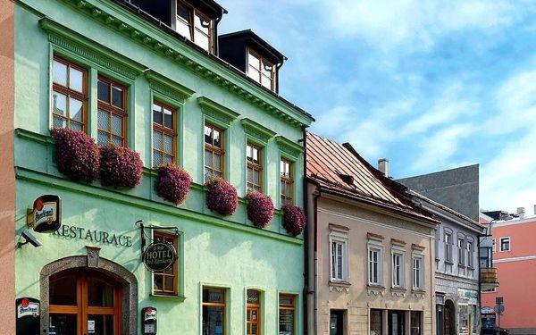 Vysočina: Hotel Pod Zamkem
