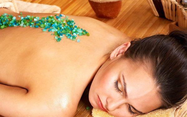 Masáže antistresové, relaxační i proti celulitidě