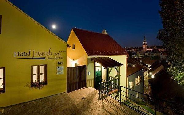 Vysočina: Hotel Joseph 1699