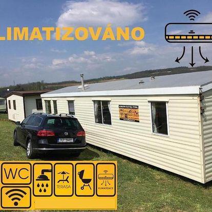 Znojmo, Jihomoravský kraj: Mobilheim Atlas Villa V. - Výrovická přehrada