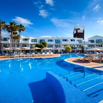 Španělsko - Lanzarote letecky na 7-16 dnů