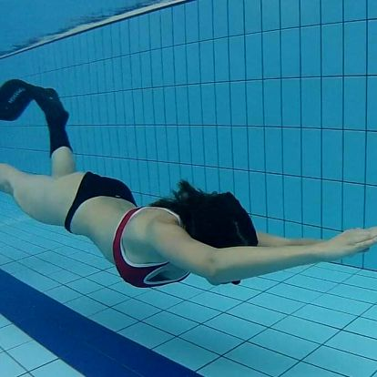 Kurz Indoor Freediver