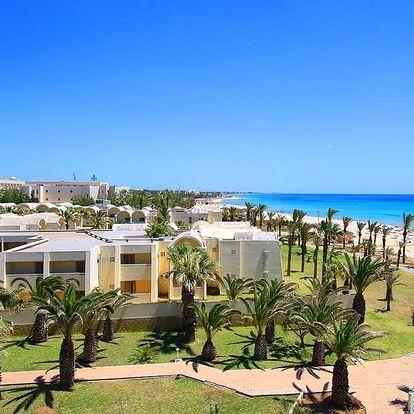Tunisko - Hammamet letecky na 5-22 dnů, all inclusive