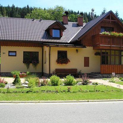 Pardubický kraj: Apartmány Novákovi