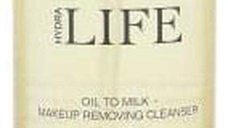Christian Dior Hydra Life Oil To Milk 200 ml jemný čisticí olej pro dokonale čistou pleť pro ženy