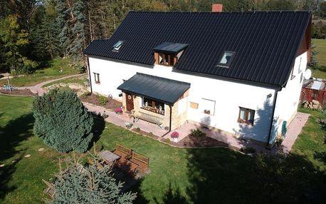Národní park České Švýcarsko: Trapani house & camp