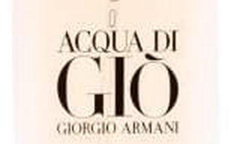 Giorgio Armani Acqua di Giò Absolu 15 ml parfémovaná voda pro muže