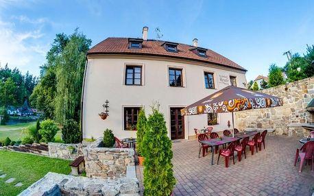 Jižní Čechy: Rožmberk Royale Pension