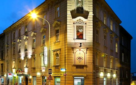 Praha: Pobyt v hotelu GOLDEN CITY pro 2 osoby na 2 noci