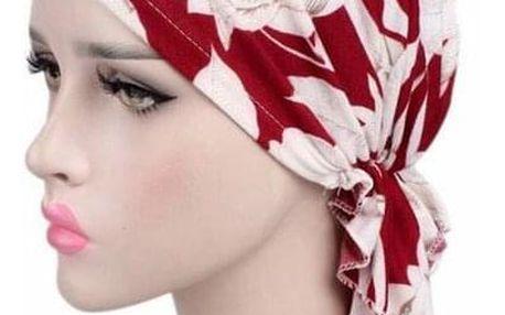 Šátek na hlavu Iveta