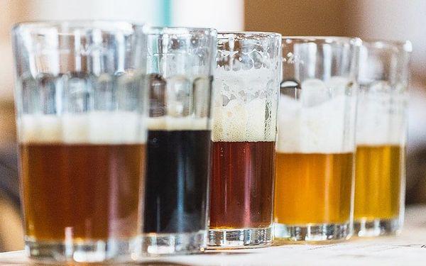 Pivní výlet za řemeslnými pivovary | Praha | Celoročně. | 8 hodin.3