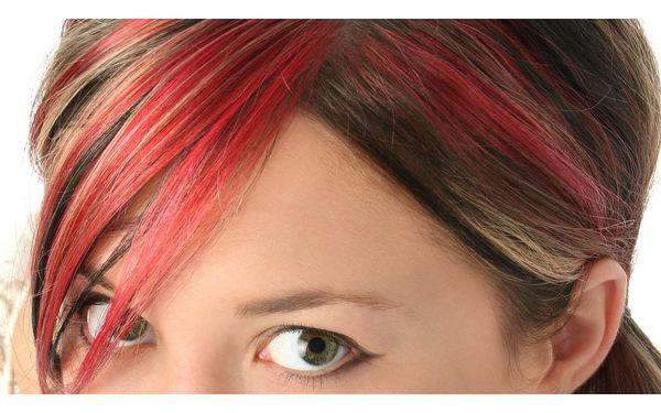 Sleva na dámský kadeřnický balíček: mytí, střih, foukaná, styling2