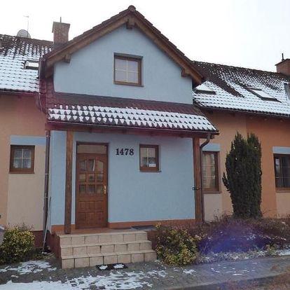 Český ráj: Dům v Mnichově Hradišti se zahradou