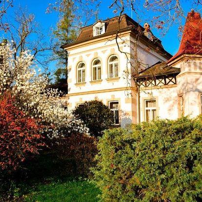 Beskydy: Hotel Zámeček na Čeladné