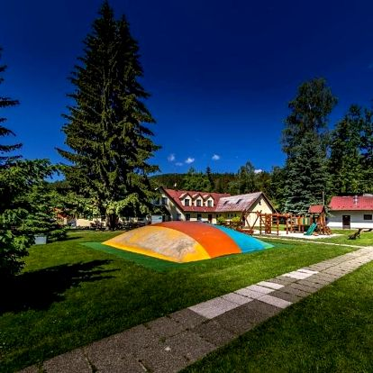 Lužické hory: Chaty U Skály Kytlice