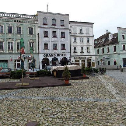 Jindřichův Hradec, Jihočeský kraj: Grand Penzion