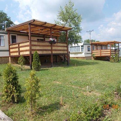 Jižní Morava: Mobilheim Kemp - Výr u Znojma