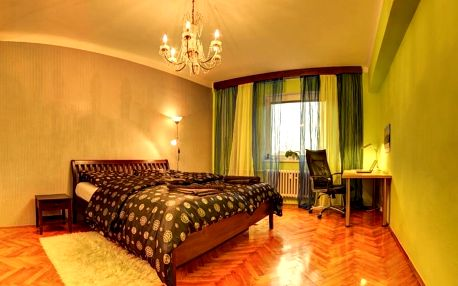 Olomouc, Olomoucký kraj: Apartmán Masarykova třída 61