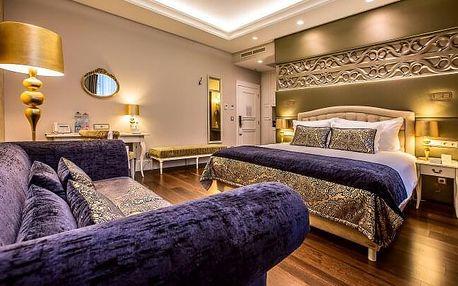 Budapešť přímo v centru v přepychovém Prestige Hotelu Budapest ****superior s neomezeným wellness + snídaně