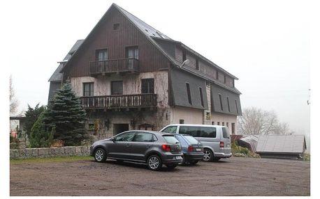 Jizerské hory: Hotel Na Vyhlidce