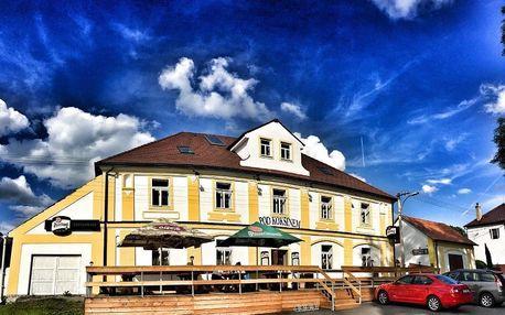 Plzeňsko: Hotel Pod Kokšínem
