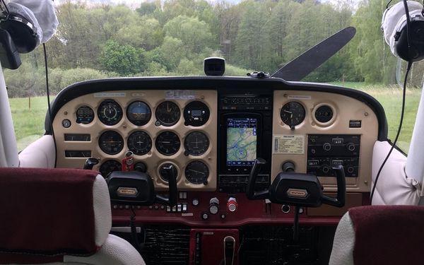 20 min. letu + až 2 pasažéři s sebou4