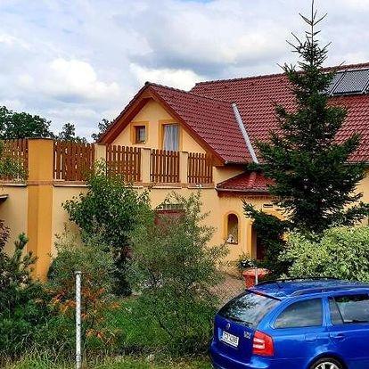 Třeboňsko: Penzion U Sýkorů