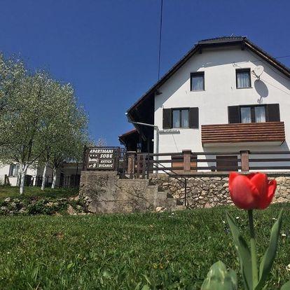 Chorvatsko - Plitvická jezera: Guest House Aurora