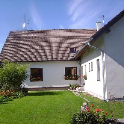 Třeboňsko: Penzion ALEXSPORT