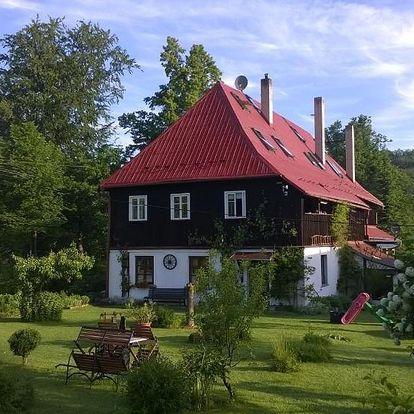 Národní park České Švýcarsko: Pension Laura