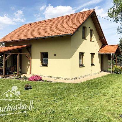 Národní park České Švýcarsko: Chata Hluchavka II
