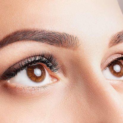 Trvalá na řasy, úprava obočí, barvení řas i péče o oční okolí